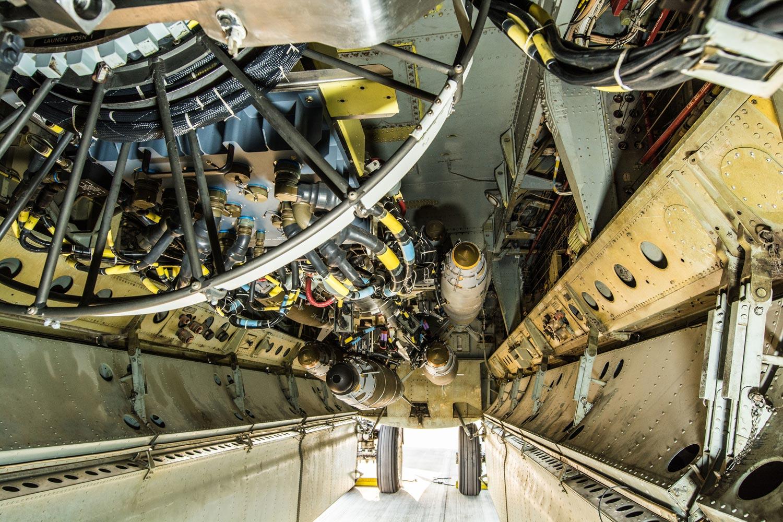 Combat Mission Sets New B-52 Smart Bomb Record