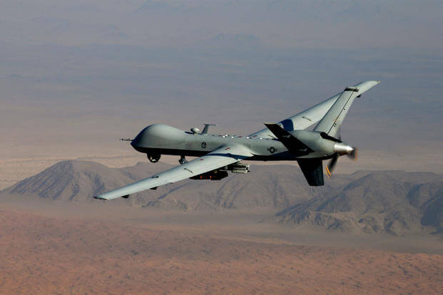 USA military is granted authority to arm its drones in Niger