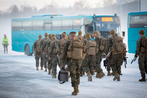 US Troops in Northern Europe Heighten New Cold War Tensions With Russia