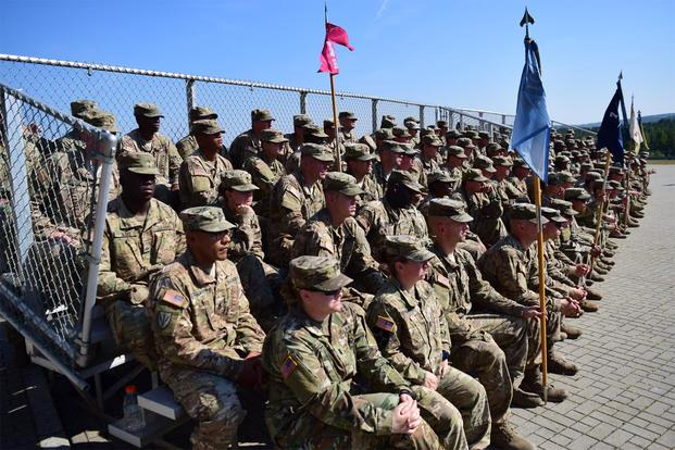 3rd Infantry Division soldiers from Fort Stewart to deploy to South Korea