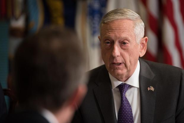 New nuclear weapon would deter North Korea, Defense Secretary Mattis says