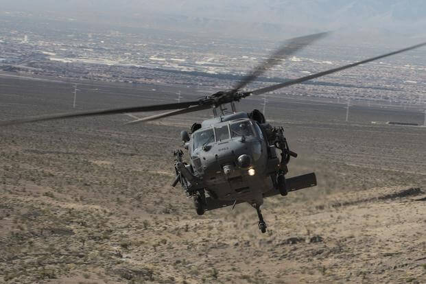 United States helicopter crashes in western Iraq