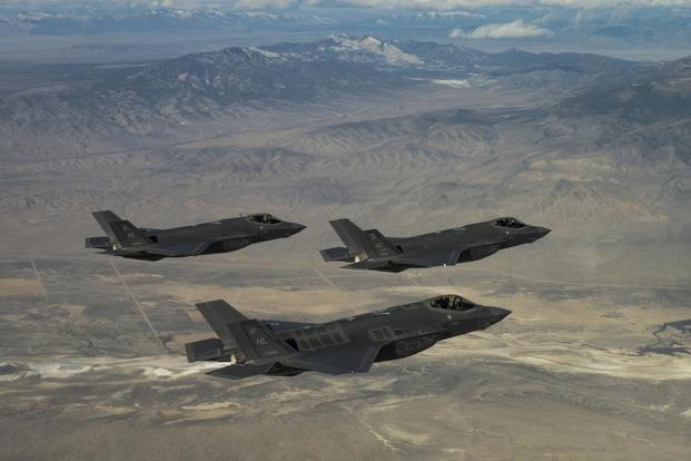 Lawmakers Again Attempt to Block F-35 Sale to Turkey