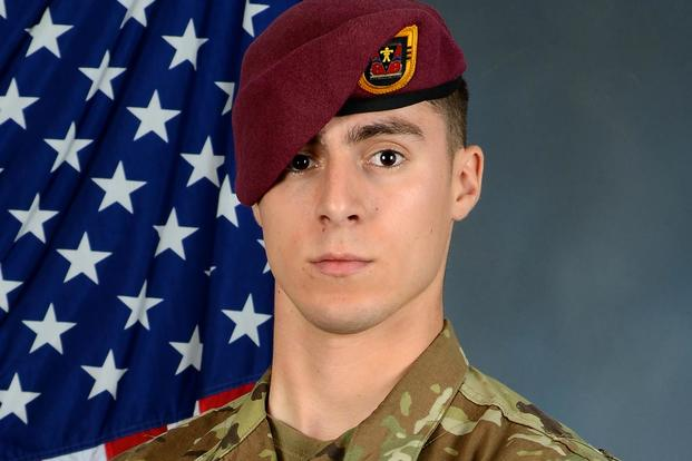 Soldier killed in Afghanistan identified as Spc. Gabriel D. Conde