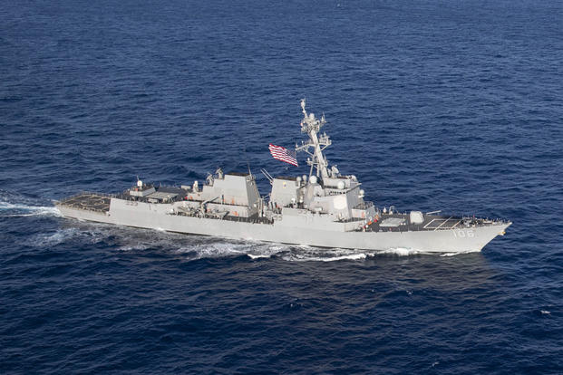 China Has 'Stern' Words With US Over Ship In South China Sea