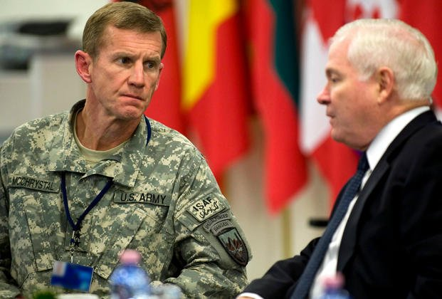 Former Afghanistan Commander Calls Trump Immoral, Hits Troop Cuts