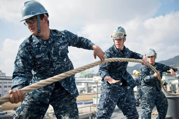 Navy advancement study guide
