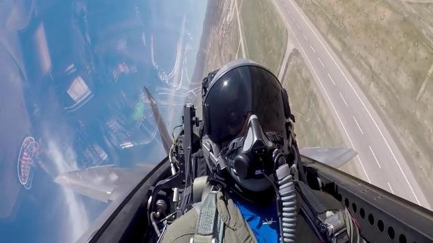 F 22 Raptor Inside The Cockpit Military Com