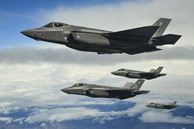 Alabama named as location for F-35A stealth fighter squadron