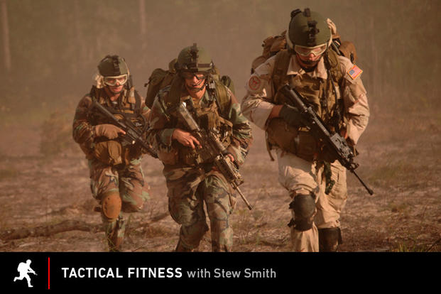 Tactical Fitness: Special operations training.