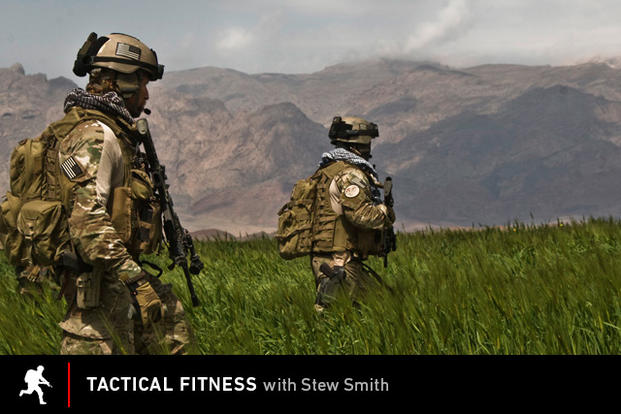 tactical fitness  preparing for army special forces