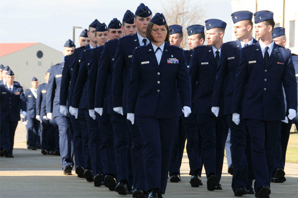 Air Force Announces Ots Non Rated Selection Board Results