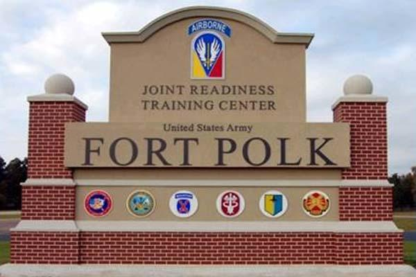 Fort Polk Sign (Photo:Army)
