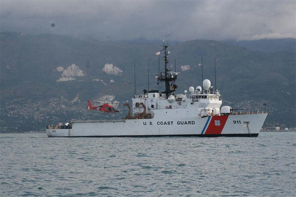 Government Finds All Kinds Of Problems With Coast Guard