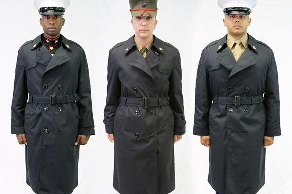 Marine Corps Seeks Input On Black All Weather Coat