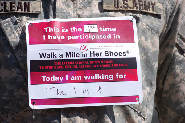 Walk A Mile In Her Shoes Criticism