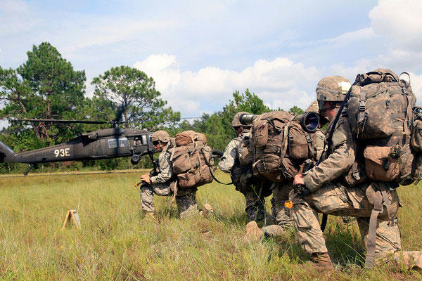 First Two Women To Graduate Friday From Army Ranger School
