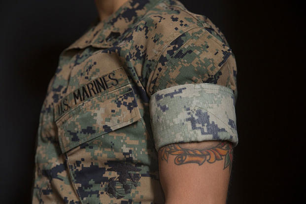 Marine Corps Ditches Desert Camouflage for Seasonal ...