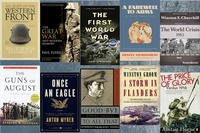 Top 10 World War I books