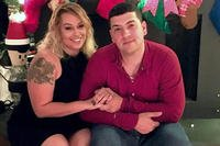 Yadira Fuentes-Paz and her husband Army Staff Sgt. Felix Vega. (Courtesy of Felix Vega)