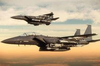 Boeing is proposing a new version of its F-15 Eagle, the F-15X, that would sport an updated airframe and more missiles. Boeing image