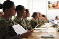 Female servicemembers